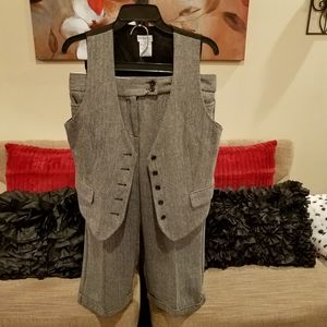 George Capri Size 10 & Vest Size L(12/14) Set